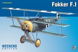 EDU8493 - Eduard Models 1/48 FOKKER F.1 WEEKEND