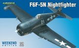 EDU84133 - Eduard Models 1/48 F6F-5N NIGHTFIGHTER [WEEKEND ED]