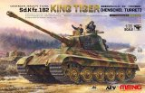 MENTS031 - Meng 1/35 King Tiger - Henschel Turret