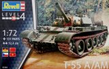REV03304 - Revell 1/72 T-55 A/AM