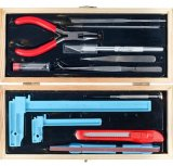 EXC44287 - Excel Deluxe Airplane Tool Set
