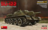 MIA35175 - Miniart 1/35 SU-122 Initial Production - Interior Kit