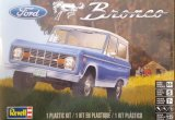 REV85-4320 - Revell 1/25 Ford Bronco - NEW TOOL 2016