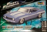 REV85-4314 - Revell 1/25 1969 Chevy Camaro Yenko - Fast and Furious