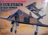 ACA12475 - Academy 1/72 F-117A Stealth Attack Bomber - The Ghost of Baghdad