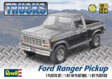REV85-4360 - Revell 1/24 Ford Range Pickup - Trucks Series