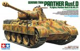 TAM35345 - Tamiya 1/35 PANTHER AUSF.D NEW TOOLING 2016