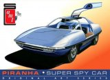 AMT916 - AMT 1/25 PIRANHA SUPER SPY CAR