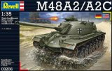 REV03206 - Revell 1/35 M48A2/A2C [US, GERMANY]