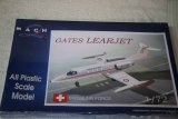 MA2058 - Mach 2 1/72 Gates Learjet Swiss Air Forces