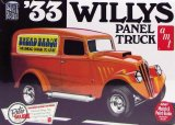 AMT879 - AMT 1/25 1933 WILLYS PANEL TRUCK