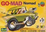REV85-4310 - Revell 1/25 Go-Mad Nomad - Deal's Wheels Series