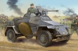 HBB83813 - Hobbyboss 1/35 German Le.Pz.Sp.Wg (Sd.Kfz.221) Leichter Panzerspahwagen-Early