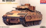 ACA13237 - Academy 1/35 M2 Bradley - US Army Infantry Fighting Vehicle