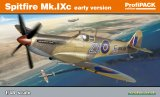 EDU8282 - Eduard Models 1/48 SPITFIRE MK.IXC EARLY PROFIPACK