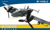 EDU7421 - Eduard Models 1/72 BF 110G-2 WEEKEND ED