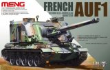 MENTS004 - Meng 1/35 FRENCH AUF1 155MM SP HOWITZER
