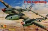 RSM92123 - RS Models 1/72 F-5A LIGHTNING