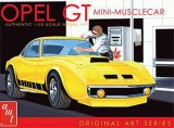 AMT729 - AMT 1/25 OPEL GT (WHITE)
