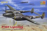 RSM92116 - RS Models 1/72 P-38F LIGHTNING