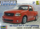 REV85-7223 - Revell 1/25 1999 Ford SVT F-150 Lightning - Trucks Series