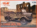 ICM35525 - ICM 1/35 L1500A (Kfz.70) - WW II Personnel Car