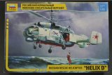 "ZVE7247 - Zvezda 1/72 Russian Rescue Helicopter ""HELIX D"""