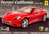 REV85-4925 - Revell 1/24 Ferrari California (Close Top)