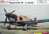 AZMAZ7297 - AZ Models 1/72 ROGOZARSKI IK-3 EARLY