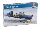 ITA1313 - Italeri 1/72 Chance Vought F4U-7 Corsair (Decals for 3 Versions)