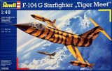 "REV04668 - Revell 1/48 F-104G Starfighter ""Tiger Meet"""