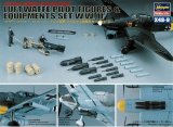 HAS36009 - Hasegawa 1/48 Luftwaffe Pilot Figures and Equipments Set W.W. II