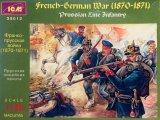 ICM35012 - ICM 1/35 Prussian Line Infantry (1870-1871)