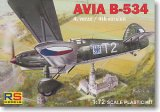 RSM92064 - RS Models 1/72 Avia B-534 4th vers.
