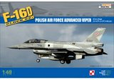 KIN48010 - Kinetic 1/48 F-16D BLOCK 52 POLISH VIPER