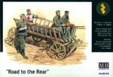 MBLMB3558 - Master Box 1/35 Road to the Rear - World War II Era Series