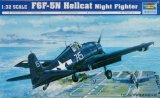 TRP02259 - Trumpeter 1/32 F6F-5N HELLCAT NIGHT FIGHTER