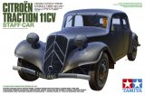 TAM35301 - Tamiya 1/35 CITROEN TRACTION 11CV STAFF CAR