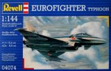 REV04074 - Revell 1/144 Eurofighter Typhoon