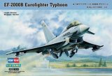 HBB80265 - Hobbyboss 1/72 EF-2000B Eurofighter Typhoon