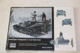 MBL3516 - Master Box 1/35 Munitionschlepper & Crew