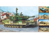 TRP01535 - Trumpeter 1/35 M1A1/A2 ABRAMS 5 in 1