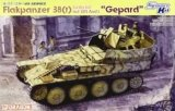 "DRA6469 - Dragon 1/35 Flakpanzer 38(t) Sd.Kfz.140 auf (sf) Ausf.L ""Gepard"" - Smart Kit - '39-'45 Series"