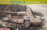 DRA6358 - Dragon 1/35 Sd.Kfz. 171 Panther A - Late Production - Premium Edition - '39-'45 Series