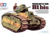 TAM35282 - Tamiya 1/35 B1 BIS FRENCH BATTLE TANK