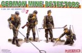 DRA6280 - Dragon 1/35 German Mine Detectors - '39-'45 Series
