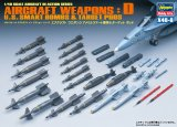 HAS36008 - Hasegawa 1/48 Aircraft Weapons D: U.S. Smart Bombs & Target Pods
