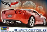 REV85-2840 - Revell 1/25 2005 Corvette C6