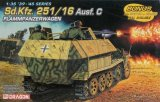 DRA6202 - Dragon 1/35 Sd.Kfz. 251/16 Ausf. C Flammpanzerwagen - '39-'45 Series
