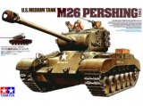 TAM35254 - Tamiya 1/35 M26 PERSHING U.S. MEDIUM TANK